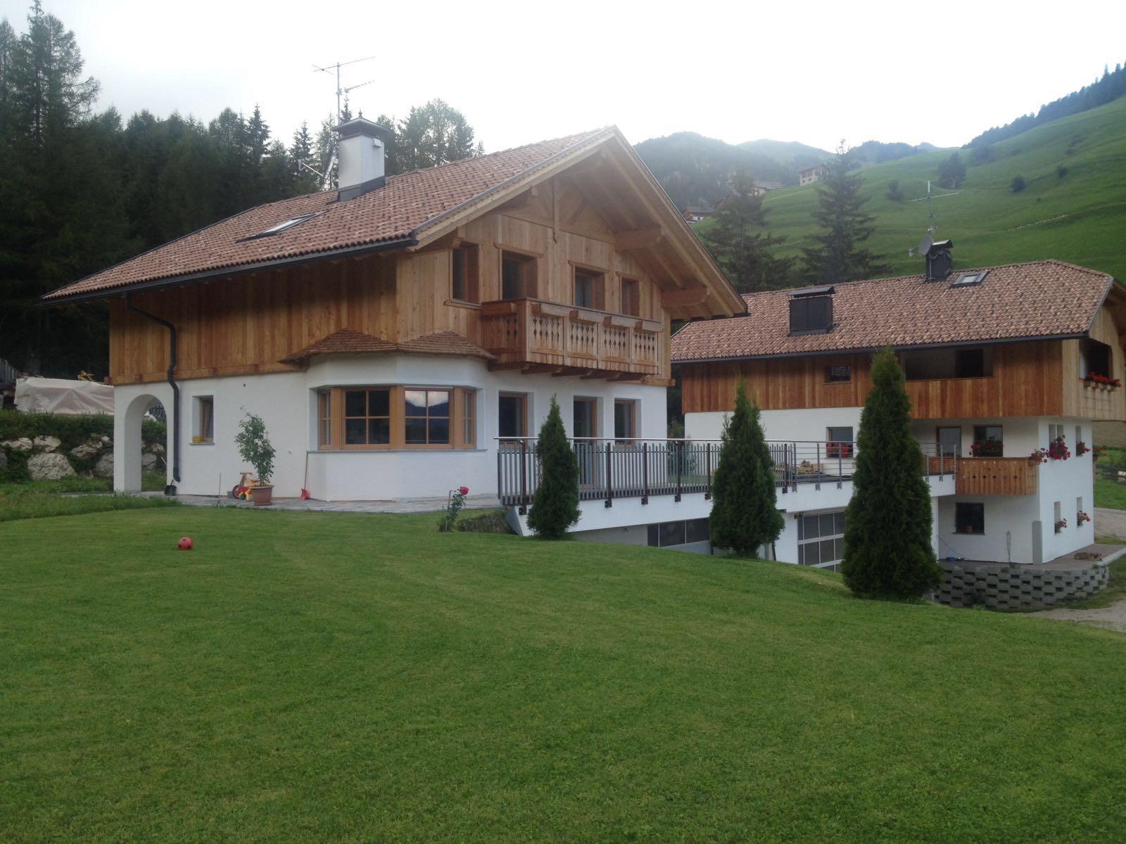 Holzhaus Zimmerei Verginer Holzprofi